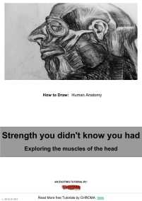PDF Tutorial - How to Draw,  Human Anatomy, Strength you didn't know you had, Exploring the muscles of the head.jpg